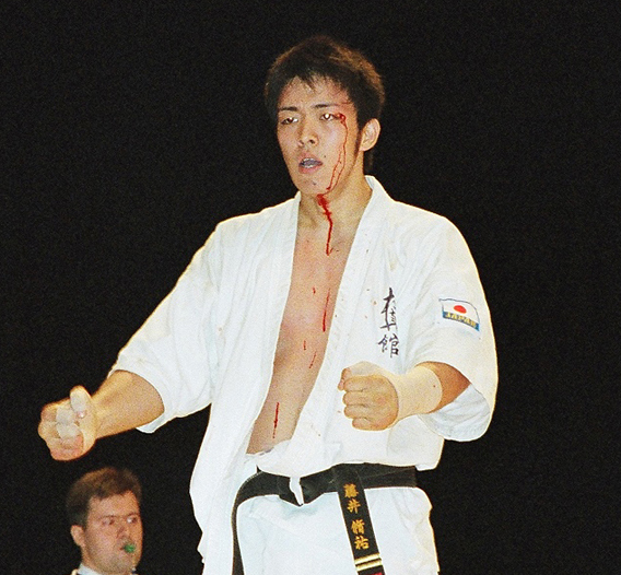 Fight to be First. An Excerpt from A Kyokushin Beginner's Guide