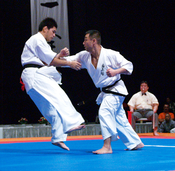 Budo Karate : The Sundomei, The Full-Contact, and Kyokushin-Kan. Part 1.