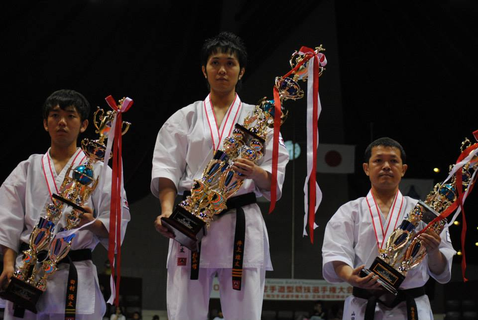 Part Two, Kyokushin-Kan and the Worldwide Unification of Kata