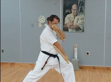Technical Committee Lesson 6 Taikyoku Kata with Sai and Tonfa